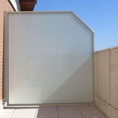 Divisori per balconi esterni ~ idee di design nella vostra ...